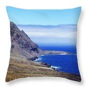 Hierro Landscape Throw Pillow