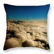 High Above Throw Pillow