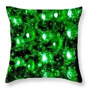 High Definition Color 3 Throw Pillow