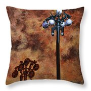 High Lights And Shadows Throw Pillow