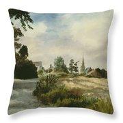Higham Upshire Throw Pillow