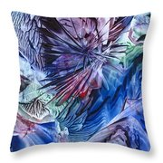 Higher Soul Throw Pillow