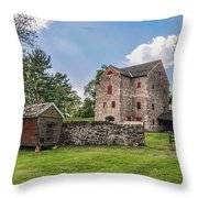 Highland Farm - Ambler Pa Throw Pillow