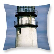 Highland Light Sentinel To The Sea   Throw Pillow
