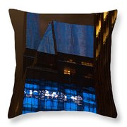 Highrise Color Throw Pillow