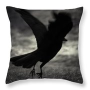 Hills That Led  Throw Pillow