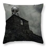 Hills With Eyes  Throw Pillow