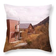 Hillside Throw Pillow