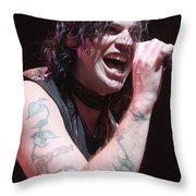 Hinder Throw Pillow
