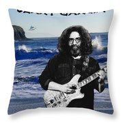 His Fans Are Out Of This World Throw Pillow