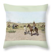 His Favorite Wife Throw Pillow