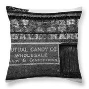 Historic Valdosta Throw Pillow