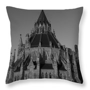 History In Every Corner.. Throw Pillow