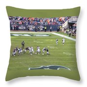 History Maker Throw Pillow by Brian Harig