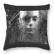 History Throw Pillow