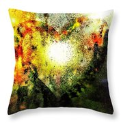 History Of My Heart Throw Pillow