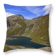 Hohe Tauern National Park Austria  Throw Pillow