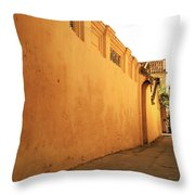 Hoi An Alley Throw Pillow