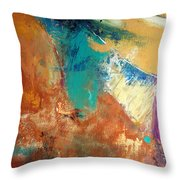 Hold On Until Tomorrow Throw Pillow