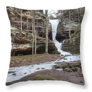 Hold That Thought. Throw Pillow