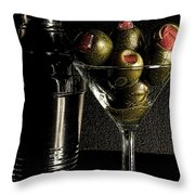 Hold The Booze Throw Pillow