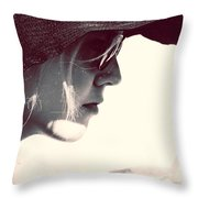 Hold When U Can Throw Pillow