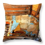 Holding It Together Throw Pillow
