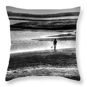 Holding On To Those Years Throw Pillow