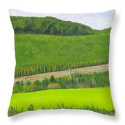 Holding Promise Throw Pillow