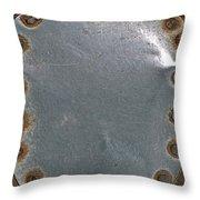Hole Patch 4 John Muir Woods Throw Pillow