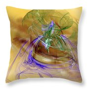 Holiday In Cambodia Throw Pillow