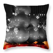 Holiday Reflection Throw Pillow