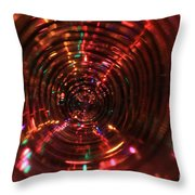 Holiday Sparkle All Profits Go To Hospice Of The Calumet Area Munster Indiana Throw Pillow