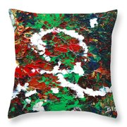 Holiday Spirit Throw Pillow