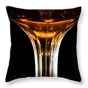 Holiday Toast Throw Pillow