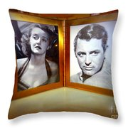 Hollywood Royalty Throw Pillow