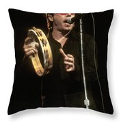 Holy Barbarians Throw Pillow