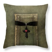 Holy Book Throw Pillow