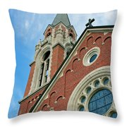Holy Hill 3  Throw Pillow