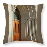 Holy Hill 4  Throw Pillow