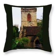 Holy Trinity Church, York, England Throw Pillow