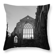 Holyroodhouse Throw Pillow