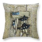 Home Throw Pillow by Aaron Spong