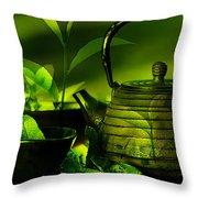 Home Art Throw Pillow