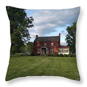 Home Is Love Throw Pillow
