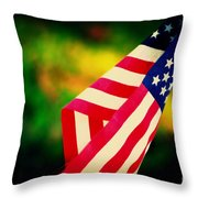 Home-land Throw Pillow