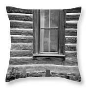 Home On The Range Throw Pillow by Edward Fielding
