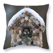 Home Sweet Home 8827 Throw Pillow