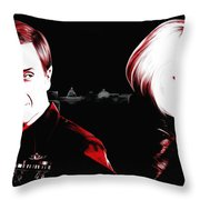 Homeland - Large Size Portraits Throw Pillow