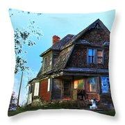 Homestead Throw Pillow